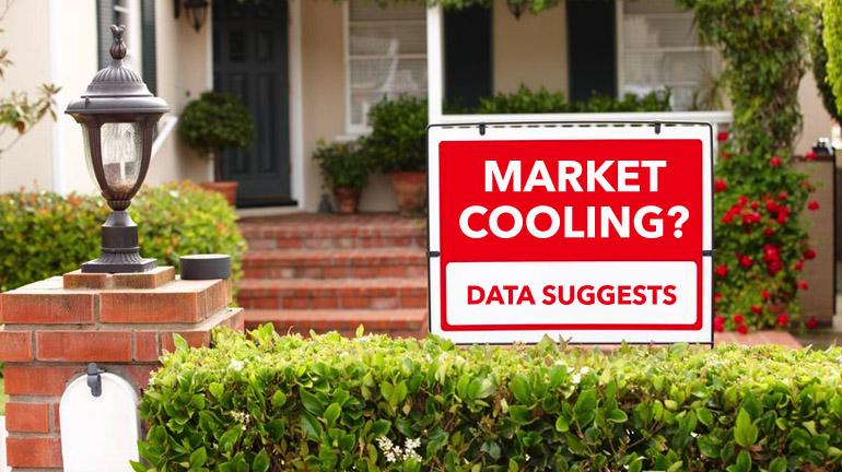 Housing Market Cooling?